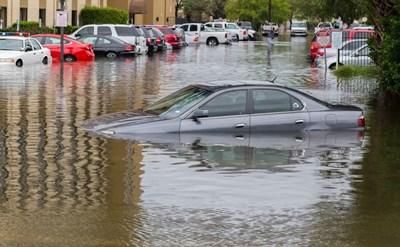 נזקי גשמים - תמונת כתבה