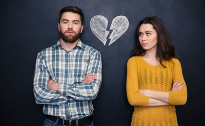 5 הטעויות הנפוצות שגברים עושים במהלך הגירושין - תמונת כתבה