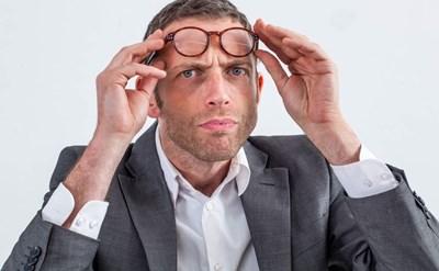 איש עסקים, איסוף מידע - תמונת כתבה
