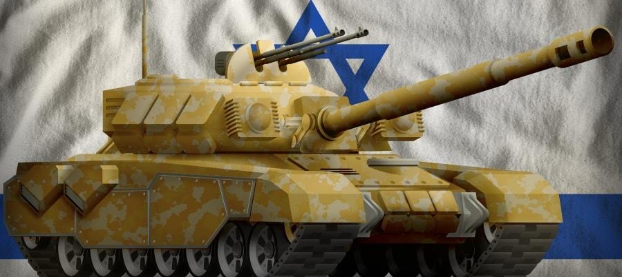 טנק - שייך לצבא