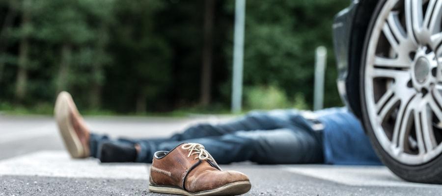 פגיעה בגוף כתתוצאה מתאונת דרכים