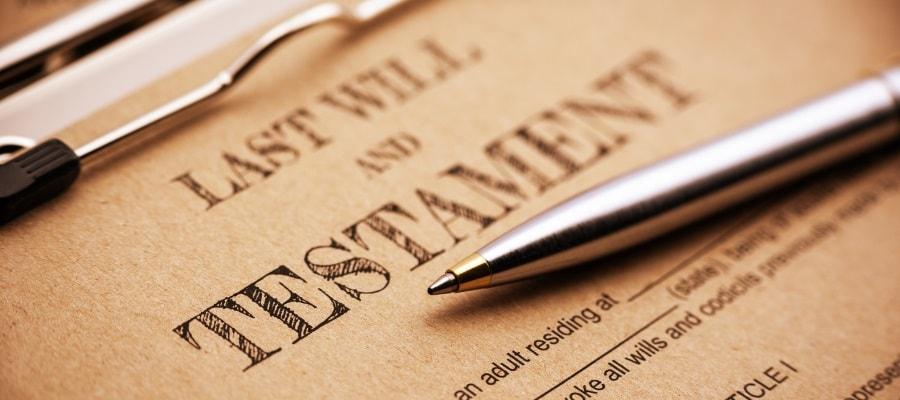 כתיבת צוואה - חשוב להקפיד על הפרטים