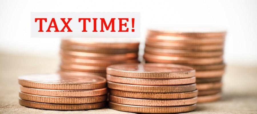 תשלום מיסים - הגיע הזמן לעשות זאת