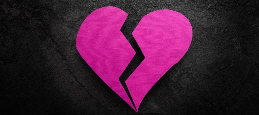 לב שבור - הליכי גירושין