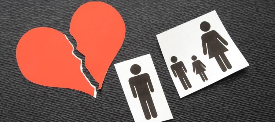 המשפחה מתפרקת - הלב נשבר