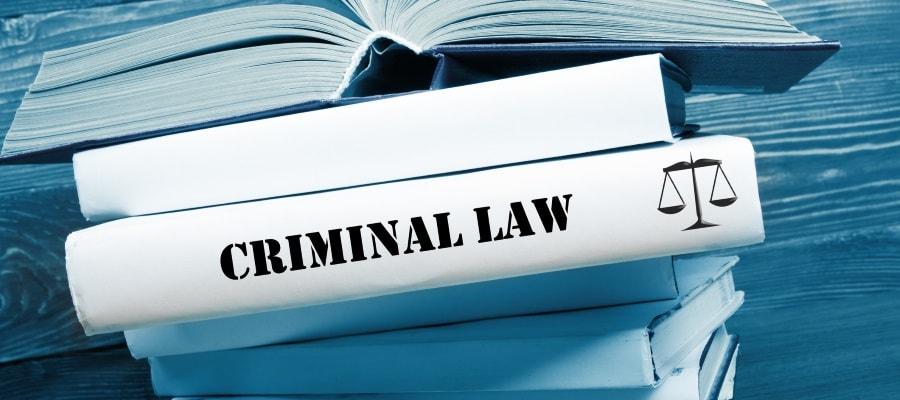 משפט פלילי - עבירות וכתב אישום