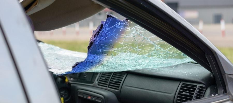 תאונת דרכים - כך זה נראה אחרי
