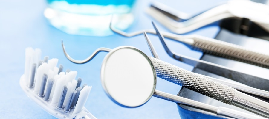 לקראת טיפול שיניים