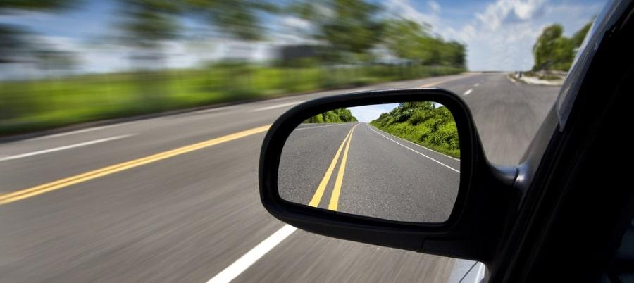 מהירות הנסיעה של המכונית היא מעל למותר