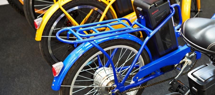 אופניים חשמליים - יש לרכוב בהתאם לחוק
