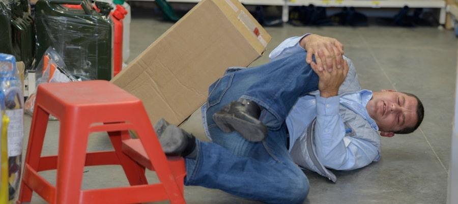 האם אבד את כושר עבודתו כתוצאה מהנפילה?