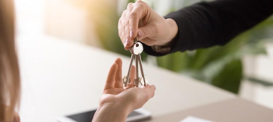 המפתח לבית החדש