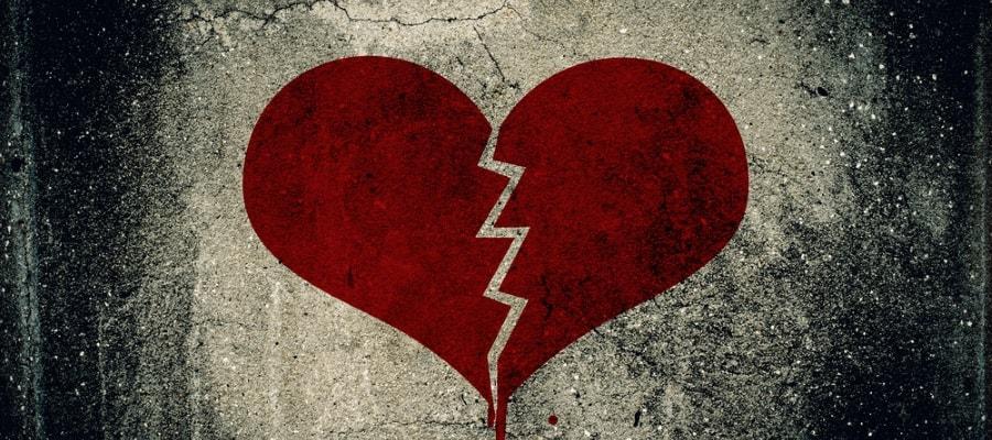 הלב נשבר - הליכי גירושין