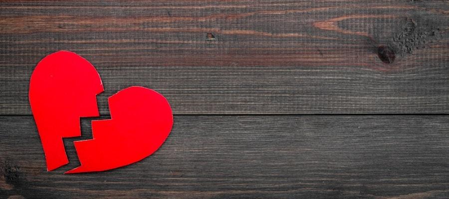 הלב נשבר - לפני הליך גירושין...