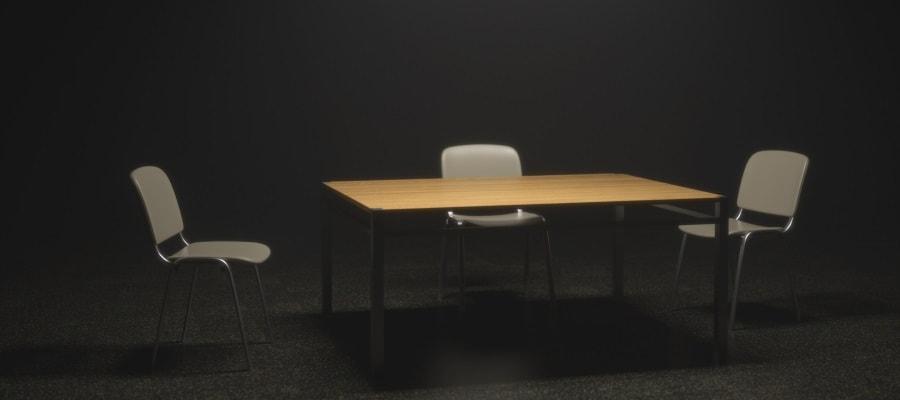 חדר החקירות - הכל מתחיל מכאן