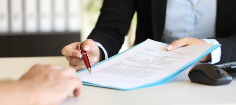חתימה על צוואה - צעד חשוב