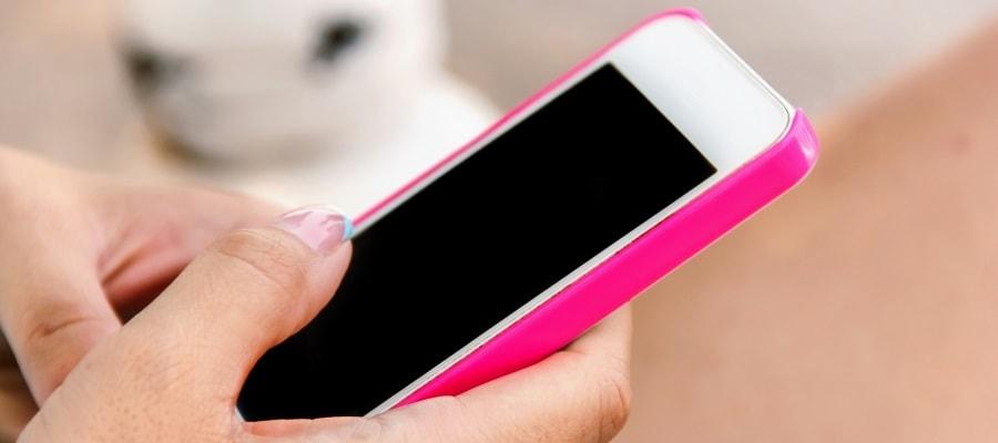 האם שליחת מסרון בנייד תפר פרטיות של אדם?