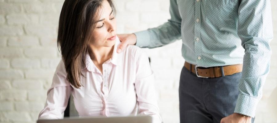 הטרדה מינית - חשוב לדווח