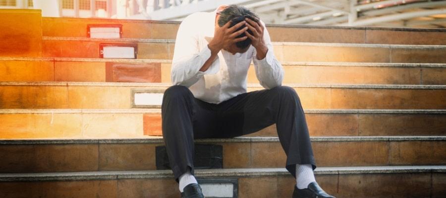 ייאוש בשל מצב כלכלי קשה