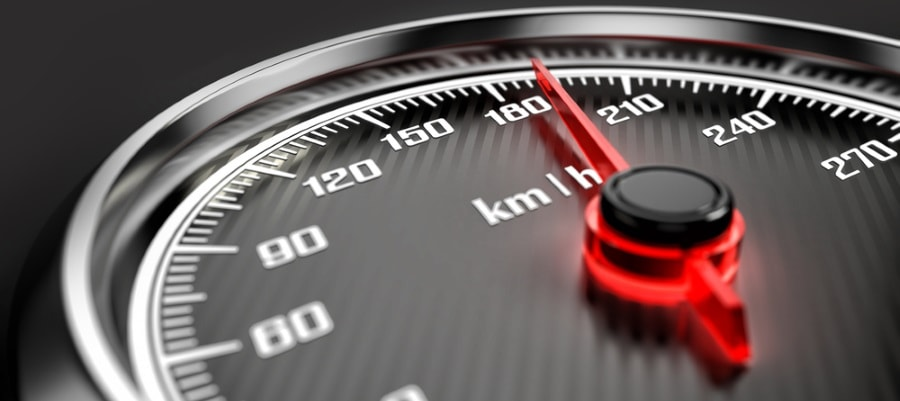 מד מהירות - האם נסעתם במהיורת מופרזת?