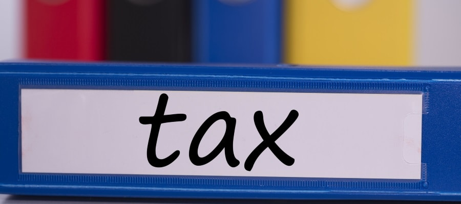 חישוב שיעור המס