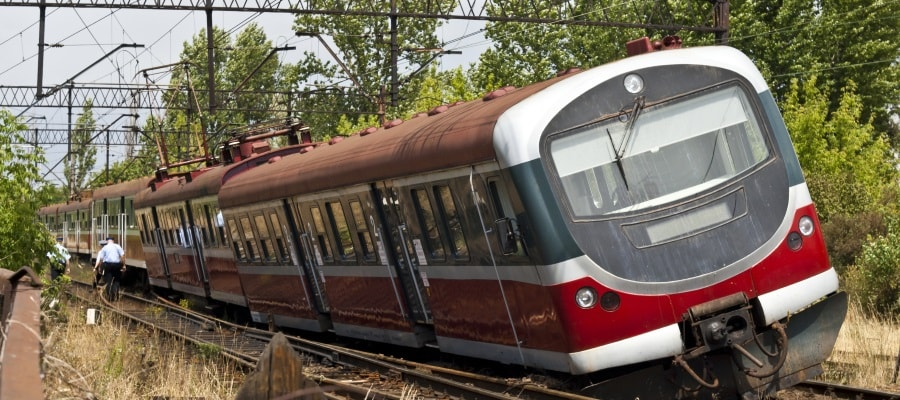 תאונת רכבת - גם זה יכול לקרות