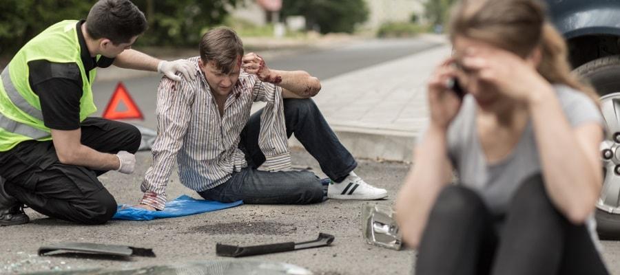 קורבנות תאונת דרכים